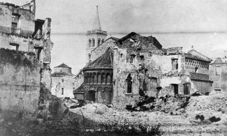 Бомбардировка Белграда 1944