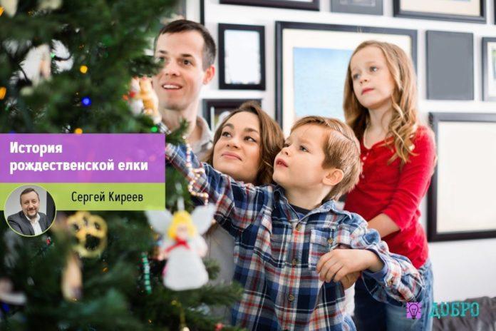 История рождественской елки (Сергей Киреев)